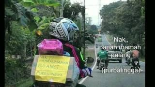 Video Begini Tulisan Lucu Para Pemudik | Motor orang indonesia creatip | MP3, 3GP, MP4, WEBM, AVI, FLV Juni 2018