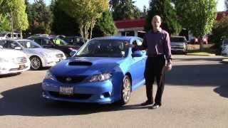 2009 Subaru WRX Review - Much More Power In 2009, Take A Look