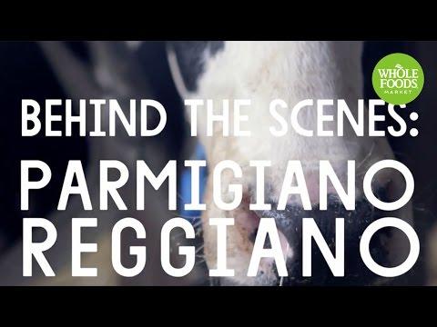 Як створюється сир Пармезан (Parmigiano Reggiano)