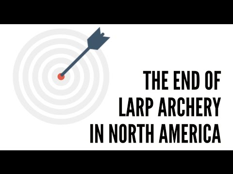 """Archery Tag"" creators have patented ""Foam Tipped Arrows"" are now suing distributors of LARP groups."