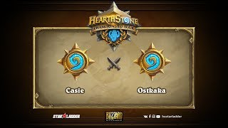 Casie vs Ostkaka, game 1