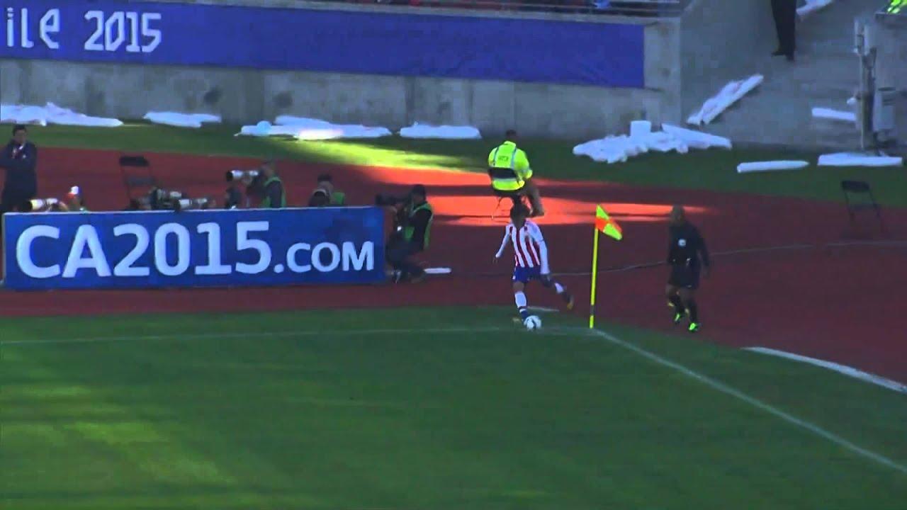 Copa América 2015: Goles: Uruguay Vs Paraguay #CopaAmericaChile2015