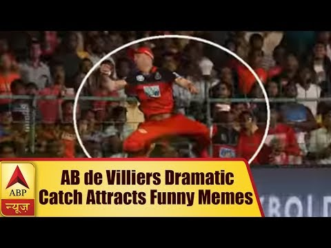 AB de Villiers dramatic catch attracts funny memes