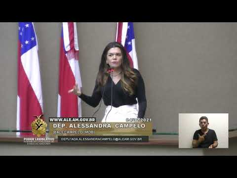 Assembleia do Amazonas - Sessão Ordinária - 04/02/2021