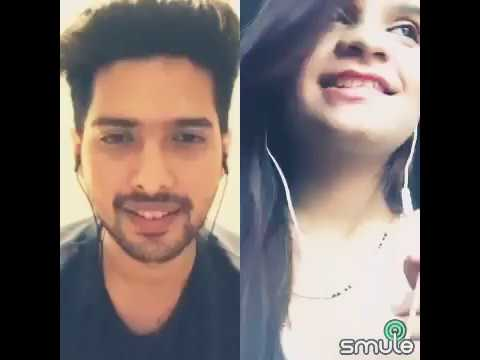 Theher Ja #Armaanmalik  #october - Smule Collab With Mukta