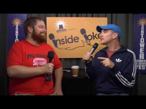 Inside Joke Interviews Greg Fitzsimmons