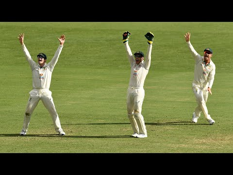 'That was a pretty special innings today': Smith | Vodafone Test Series 2020-21