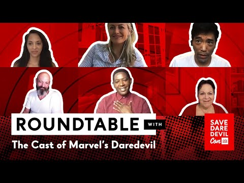 Roundtable Conversation with the Cast of Marvel's Daredevil
