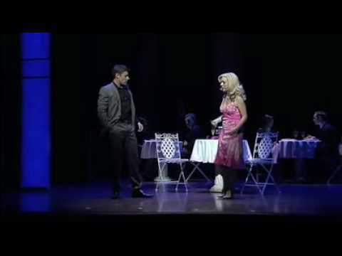 Serious (Pro-shot) - Legally Blonde London