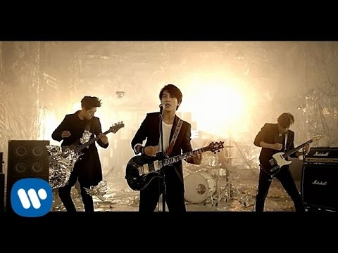 CNBLUE「Go your way」Music Video