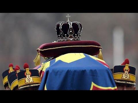 Το «τελευταίο αντίο» στον Βασιλιά Μιχαήλ Α'