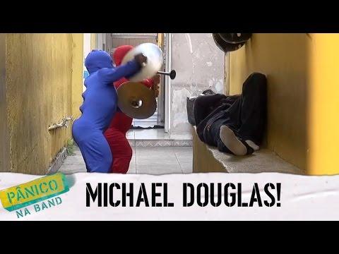 Pânico na Band - MOMENTO MICHAEL DOUGLAS: NUNCA MAIS EU VOU DORMIR - E03 (02/02)