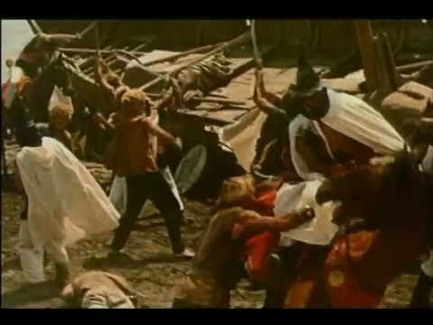 Raubzug der Wikinger / The Long Ships - original Trailer