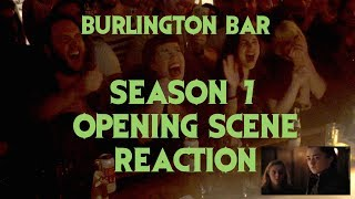 GAME OF THRONES Reactions at Burlington Bar S07E01 // Season 7...