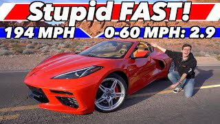 Here's Why The 2020 Chevy Corvette Should REALLY Scare Ferrari, Porsche, & McLaren! by The Fast Lane Car