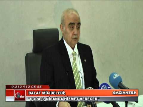 MB Holding - Bahar TV Basın Toplantısı Haberi