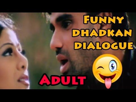 Funny | dhadkan dialogue | Sunil Shetty Mimicry