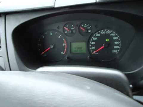 щиток приборов форд транзит 2008 года