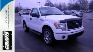 2014 Ford F-150 Little Rock AR Jacksonville, AR #4JT3274