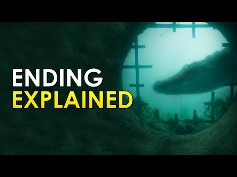 Crawl: Ending Explained + Full Spoiler Talk Review And Breakdown Of The Extra Scene That Was Cut