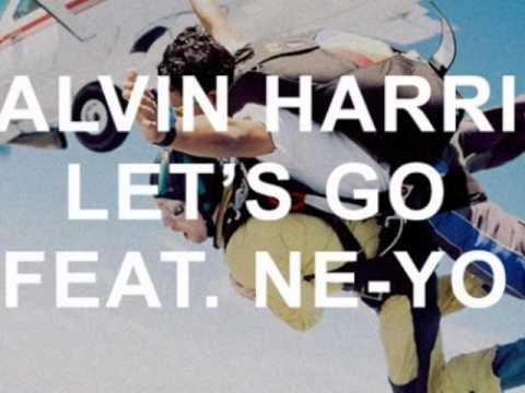 Calvin Harris Ft. Ne-Yo - Let's Go (Extended Mix)