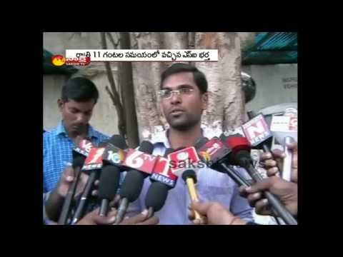 Husband reacts to extramarital affair of wife with police inspector