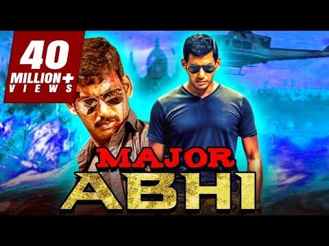 Major Abhi 2019 Tamil Hindi Dubbed Full Movie | Vishal, Samantha