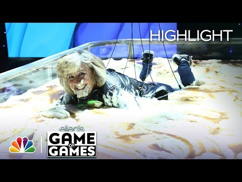 Ellen's Game of Games - You Bet Your Wife: Episode 5 (Highlight)