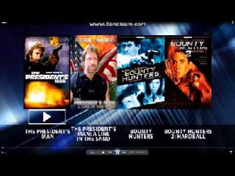 Opening To Bounty Hunters 2:Hardball 2012 DVD