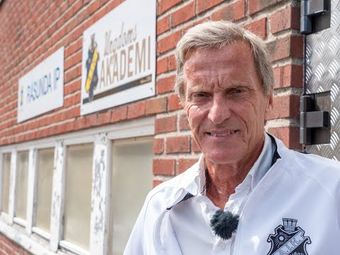 Leif Karlsson - 56 år i AIK Fotbolls tjänst (del 1)