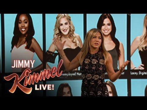 Jennifer Aniston's Bachelor 2017 Picks