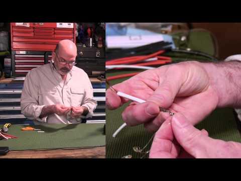 Fix Broken Glasses with Heat Shrink Tubing, Tool Tip #21