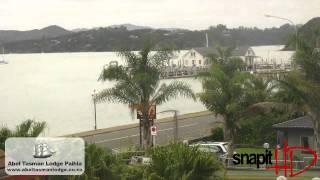 Paihia Webcam Sunday 20th March 2011