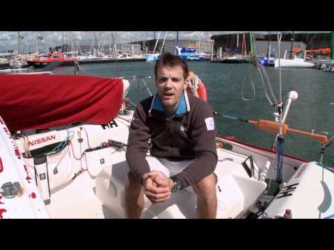Aurélien Ducroz - Alpina Watches Ambassador - Défi Mer Montagne 2012 видео