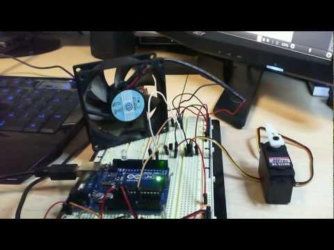 Arduino Tutorial LM35 Temp Sensor