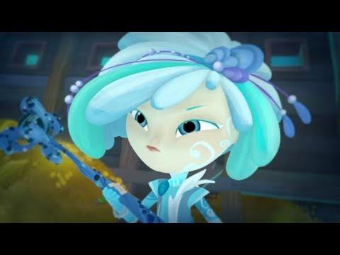 Сказочный патруль - Под водой - серия 16 - Мультфильм о девочках-волшебницах (видео)