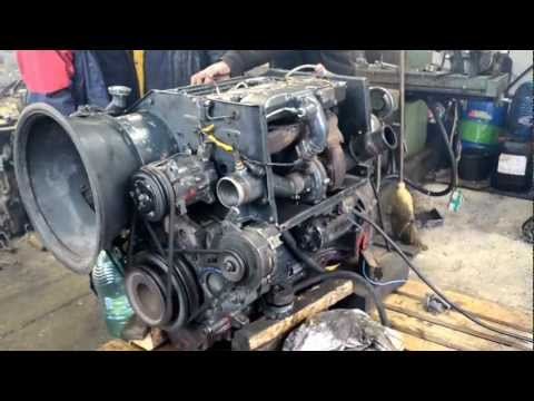 Reparatie motor Deutz BF4L913