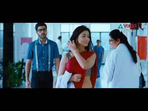 Nuvva Nena Scenes - Anand Hug  Dr Nandini In Lift - harwanand, Shriya Saran
