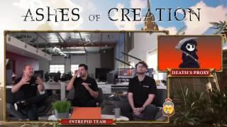 Видео к игре Ashes of Creation из публикации: Ashes of Creation: детали целей с Kickstarter'а, мечта о франшизе и действия разработчиков в случае провала