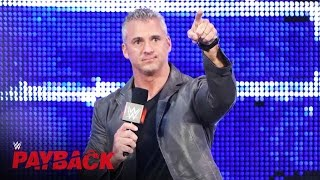 Nonton Shane Mcmahon Restarts The Wwe World Heavyweight Title Match  Wwe Payback 2016 On Wwe Network Film Subtitle Indonesia Streaming Movie Download
