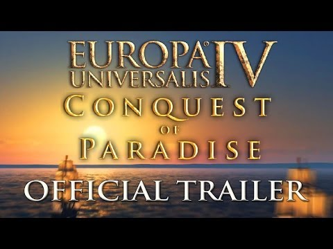 Europa Universalis IV: Conquest of Paradise - Discovery