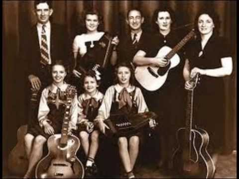 The Carter Family On Border Radio - Medley No.1 (1939).