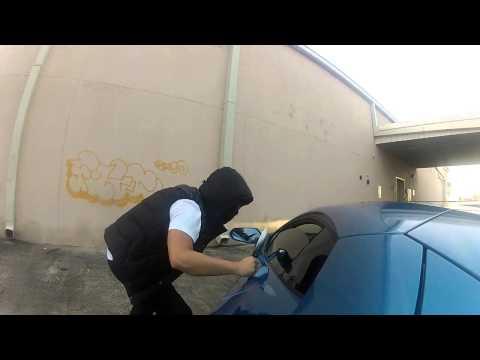 Nhọ cướp nhầm siêu xe Lamborghini Aventador của Mafia