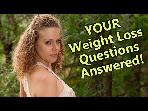 Weight Loss Questions Answered! Food Cravings, Motivation, Diet & Nutrition
