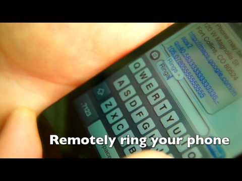 Video of Find My Phone: Anti-theft Pro