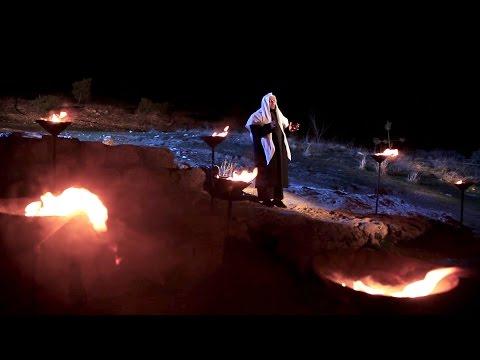 """الحلقة [01] برنامج أنوار الكهف """" القرية الظالمة"""""""