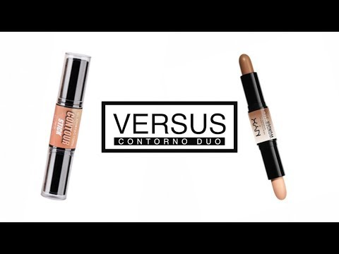 Versus Barra Contono NYX VS GLAM FACTOR