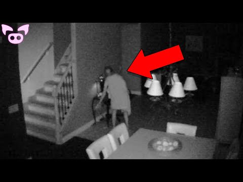 Ghost Footage Too Scary to Watch