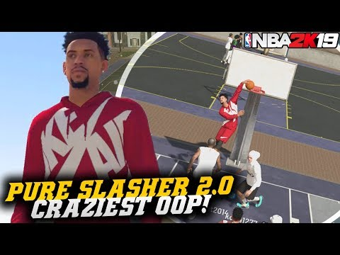 Nba 2k19 Park: You Wont Believe This Oop! Pure Slasher 2.0 Nba 2k19 Park Gameplay