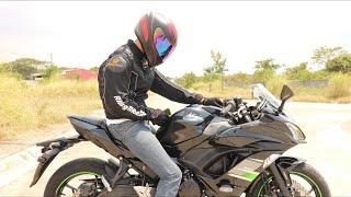8. My 2019 Kawasaki Ninja 650 Full Review! PH
